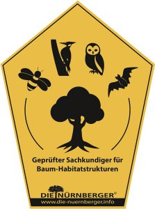 Geprüfter Sachkundiger für Baum-Habitatstrukturen