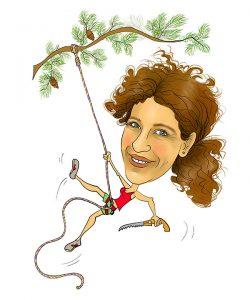 European Tree Technician, SKT A Ausbilderin