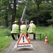 Sicherung Arbeitsstellen Straßen RSA
